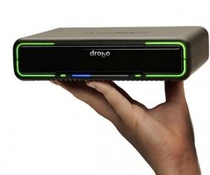 Drobo Mini: Massive Portable RAID Storage on the Go