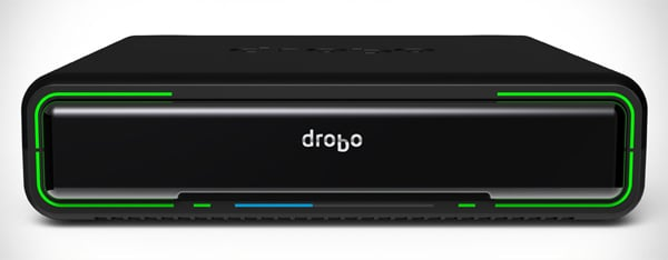 drobo mini portable raid storage laptop