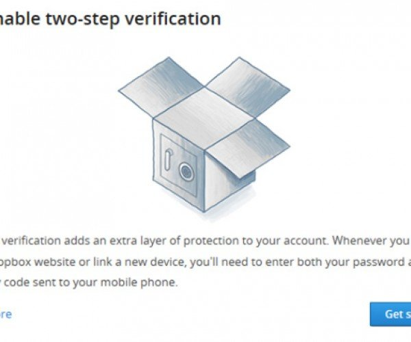 Dropbox Turns on 2-Step Verification for All Accounts: You Should Too