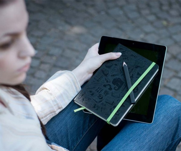 Evernote Moleskine Smart Notebook Makes Digitizing Notes Easy