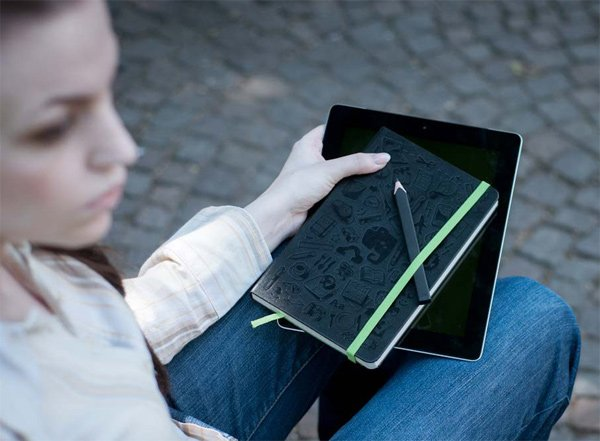 evernote moleskine smart notebook