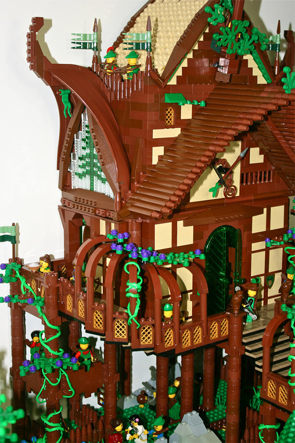 faerie forest lego 2