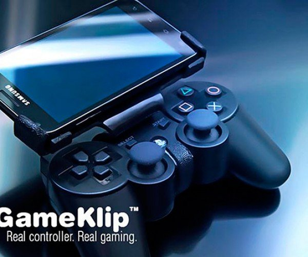 gameklip android ps3 dualshock mount 2