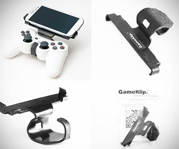 gameklip android ps3 dualshock mount 4