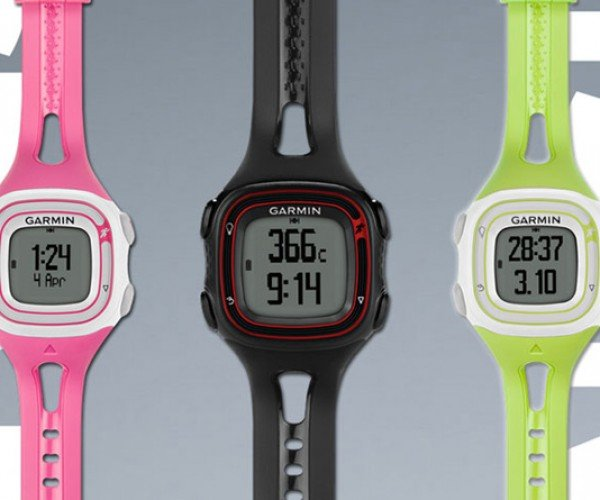 Garmin Forerunner 10: A Thinner, Lighter, Cheaper GPS Watch