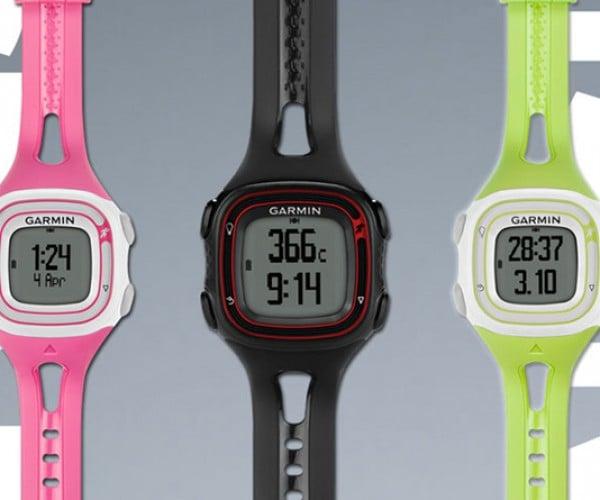 Garmin Forerunner 10: A Thinner, Lighter, Cheaper GPS Watch