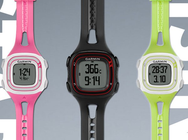 garmin forerunner 10 gps watch training casual running