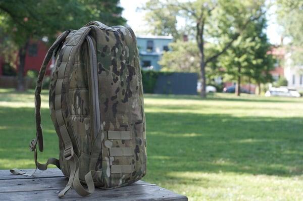 goruck echo backpack miltiary grade gr1 gr2 radio ruck