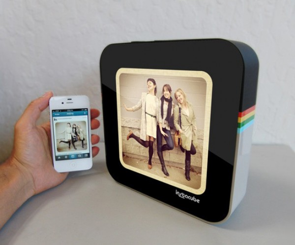Instacube: The Dedicated Instagram Photo Frame