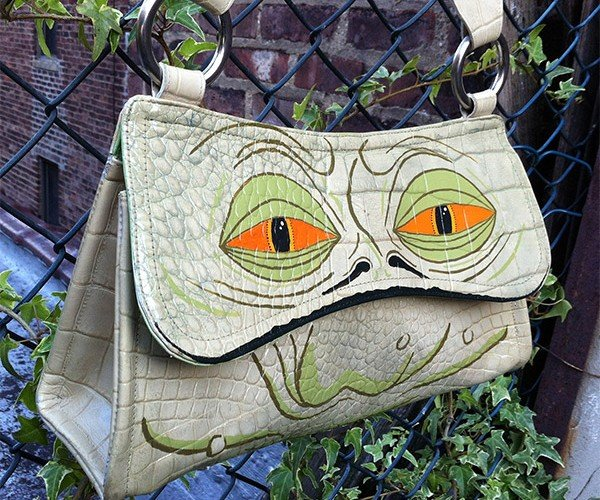 Jabba the Hutt Purse Perfect for Holding onto All Your Bounty