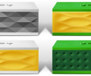 Jawbone JAMBOX Remix: Same Tech But Tons of Colors