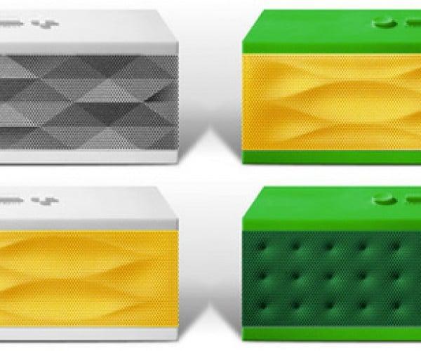 Jawbone JAMBOX Remix: Same Tech But Tons of Colors