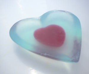 legend of zelda heart container soap 3