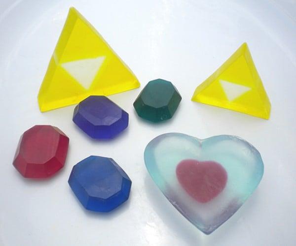 legend of zelda heart container soap 4