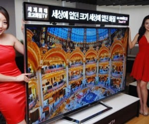LG 84-Inch UHD 3DTV: Forget Your Bank Account – Is Your Room Even Big Enough?