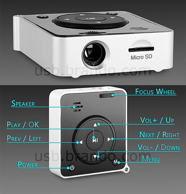 media player projector 3
