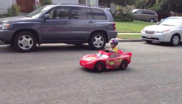 Dad Turns Kid S Toy Into A Real Car