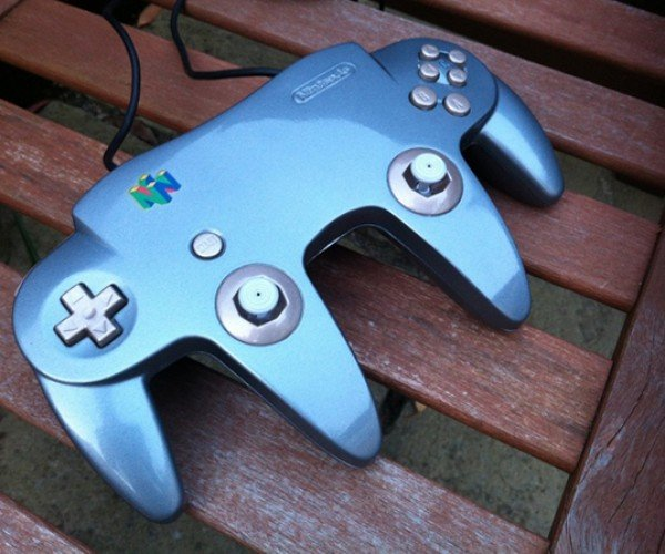 n64 dual analog stick controller by clarky 2