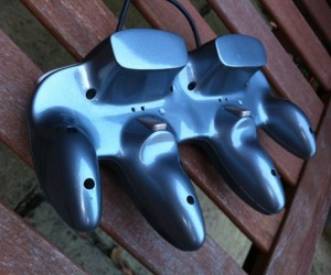n64 dual analog stick controller by clarky 3
