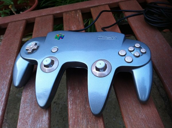 n64 dual analog stick controller by clarky