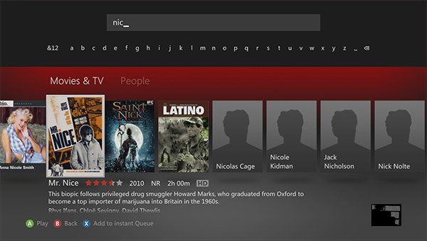 netflix people search