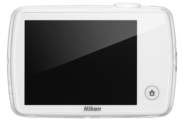 nikon coolpix s01 tiny camera palm hand