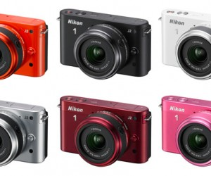 Nikon 1 J2 Interchangeable Lens Camera Debuts