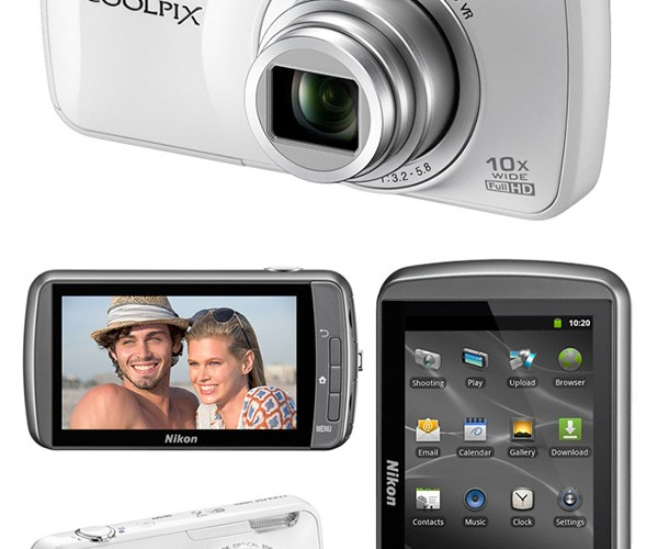 Nikon Coolpix S800c Camera Gets Android Assimilated