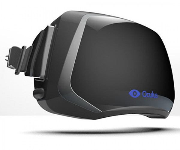 Oculus Rift VR Headset: In Your Face 3D