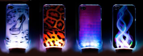 omg case iphone led lights notifications