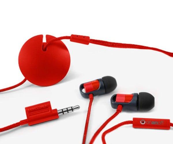 onanoff Magnum Earbuds: Magnet-based Cable Management