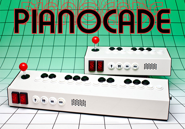 pianocade chiptune synthesizer