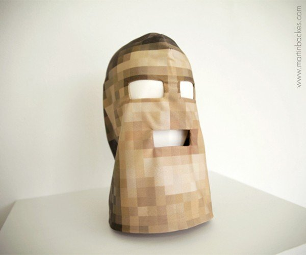 pixelhead mask by martin backes 3