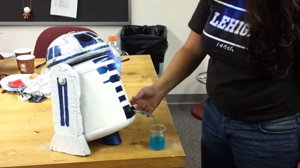 r2 drink dispenser