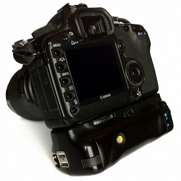 raspberry pi dslr canon battery grip 5d