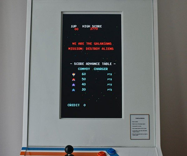 replay arcade machine by tom goodfellow 2