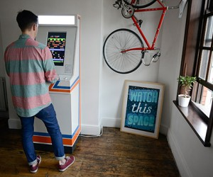 Replay Arcade Machine Will Cost You More Than a Token