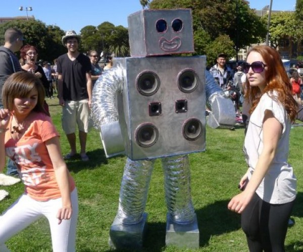Robot Dance Party Needs an Upgrade