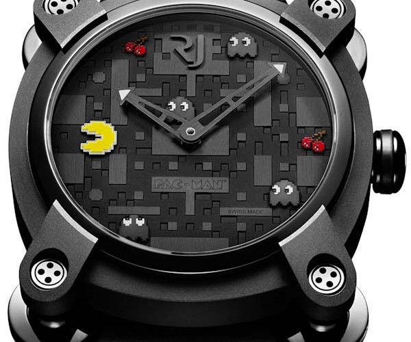 romain jerome official pac man watch 3
