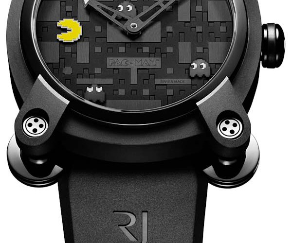 romain jerome official pac man watch 4