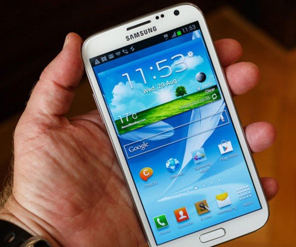 Samsung Galaxy Note 2: Now Bigger Than Ever