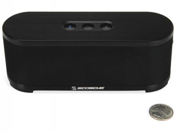 scosche boomstream wireless bluetooth speaker