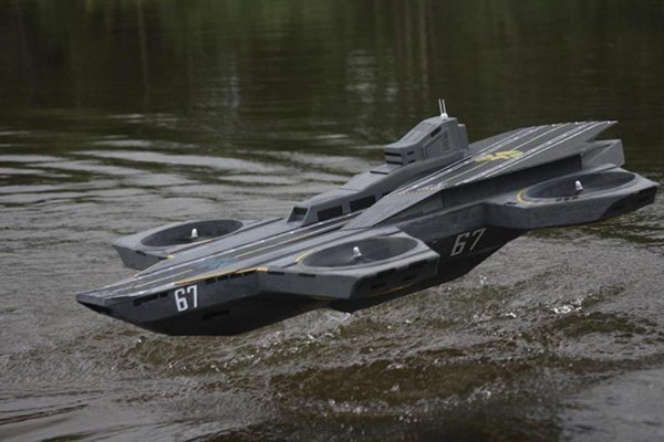 shield helicarrier by native18
