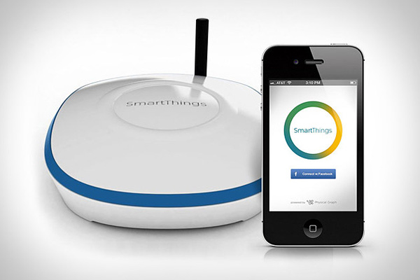 smartthings home automation smart intelligent iphone app