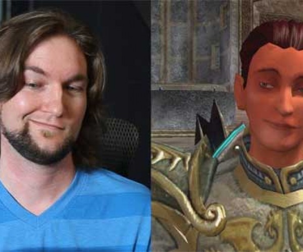 Facial Animation Software Lets EverQuest II Players Put Their Emotions into the Game