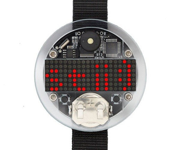 Solder Time II: The Hackable Watch