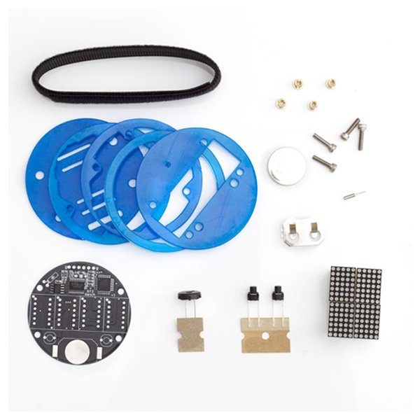 solder time ii diy led watch kit hackable