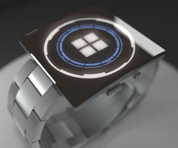 Tokyoflash Sci-Fi Concept Watch: The Time is the Future