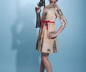 Custom-Made Star Wars Dresses for Your Inner Princess Leia