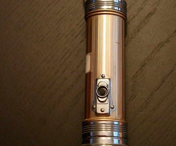 star wars steampunk lightsaber flashlight by epbot 2